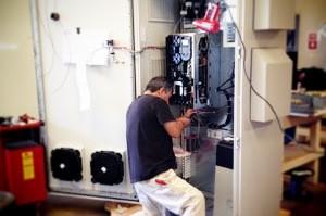 Custom Control Panels & Hardware/Software Materials